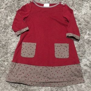 Hanna Andersson girls dress